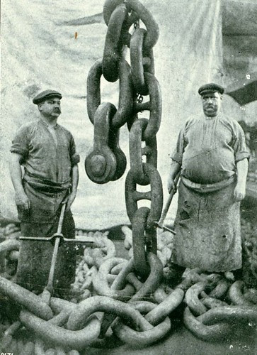 Anchor Men - Mauretania
