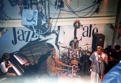 Jazz Cafe African Jazz Funk