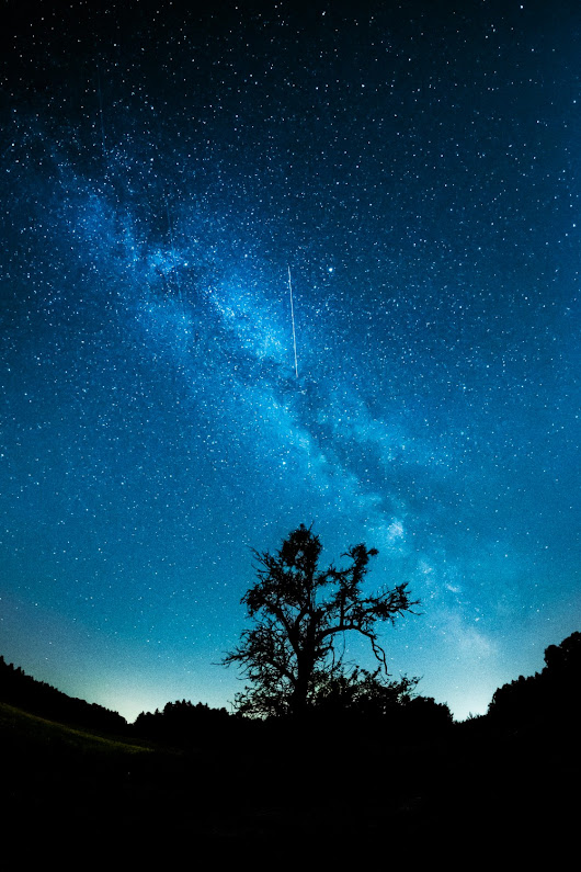 Photographing the Perseid Meteor Shower with the Fuji-X