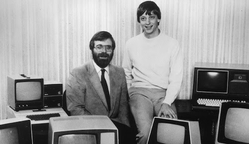 Microsoft co-founder Paul Allen dead at 65: a look back at his extraordinary life - TechCentral