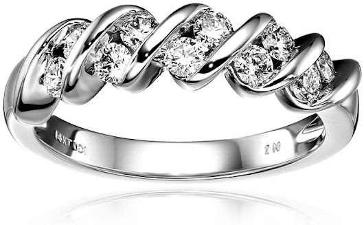 5 Best Womens Anniversary Rings Reviews