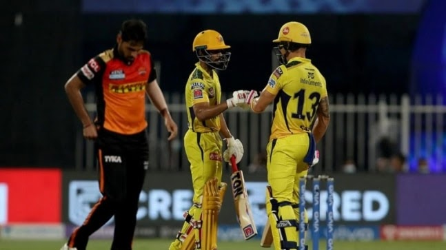 IPL 2021: All-round CSK outclass SRH to become the 1st team to book spot in play-offs https://ift.tt/3ilAbcQ