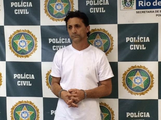 Taxista foi preso nesta sexta-feira no Rio (Foto: Cristina Boeckel / G1)