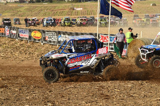 Coastal Racing Team Report from the Ironman GNCC - UTV Guide