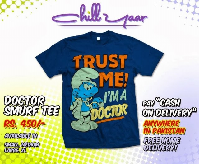 Mens-Boys-Wear-Beautiful-New-Look-Graphic-T-Shirts-2013-14 by Chill-Yaar-Logo-Tees-