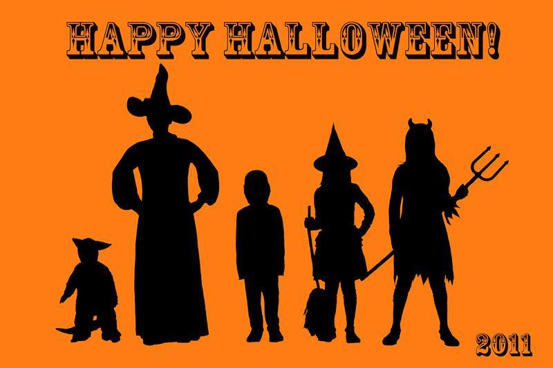 halloweensilhouette
