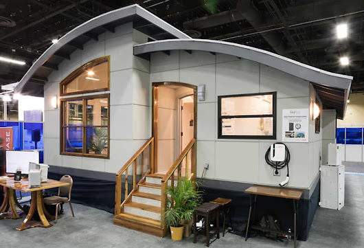 Flex House - Affordable, Efficient & Innovative Prefab Homes