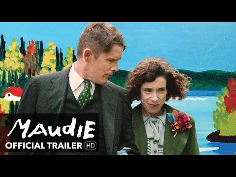 Sally Hawkins Creates Art in First Trailer for 'Maudie'