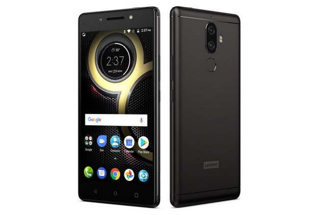 Lenovo K8 Note Official In India with 10-Core Chipset, 4000mAh Battery