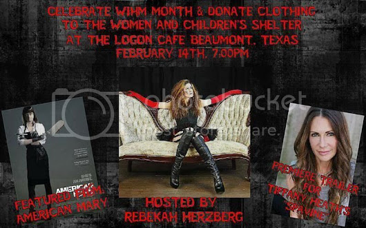 Women in Horror Month 2014 Events! (with images) · WiHMonth