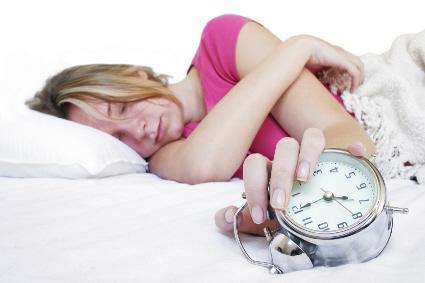写真:睡眠と高血圧