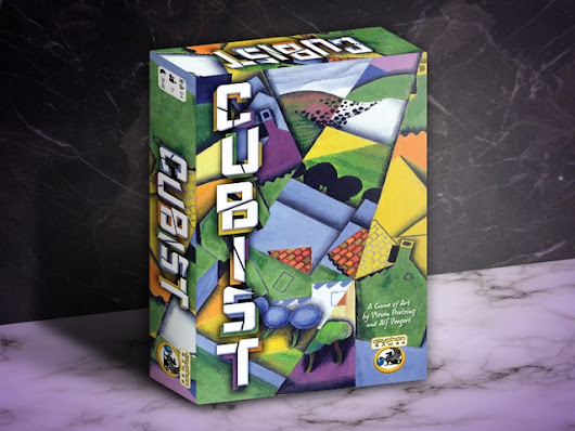 CUBIST: Build an inspiring new Art Museum.........with DICE!