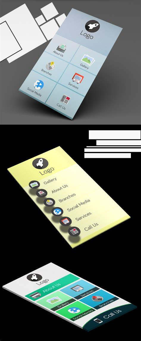 26 New Photoshop Free PSD Files for Designers   Freebies