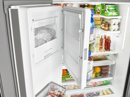 Door-in-Door Refrigerators: More Doors, More Conveniences