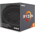 AMD 2nd Gen Ryzen 5 2600 AM4 Desktop Processor