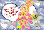 Christ is alive! Easter Poems