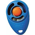 Starmark Pro Training Clicker, Blue/Orange