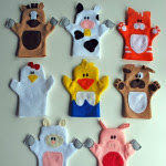 Animal Puppet Free Pattern
