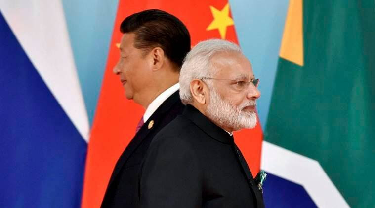 narendra modi china visit, modi china visit, modi xi jinping meet, india china ties, doklam, Xi Jinping, modi-xi jinping, indian express