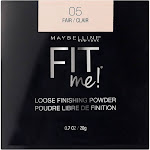 Maybelline Fit Me Loose Finishing Powder, Fair, 0.7 oz.