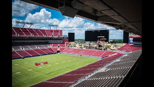TONIGHT: See upgrades at Raymond James Stadium for Bucs 1st preseason home game | WTSP.com