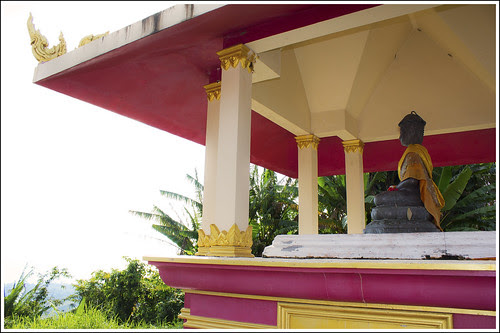 Shrine at Phuket Weather Station