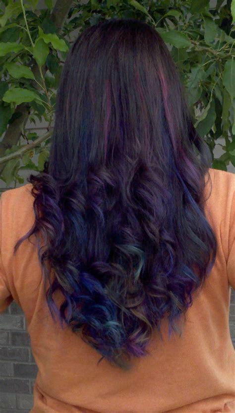 hair highlights dye  im undecided