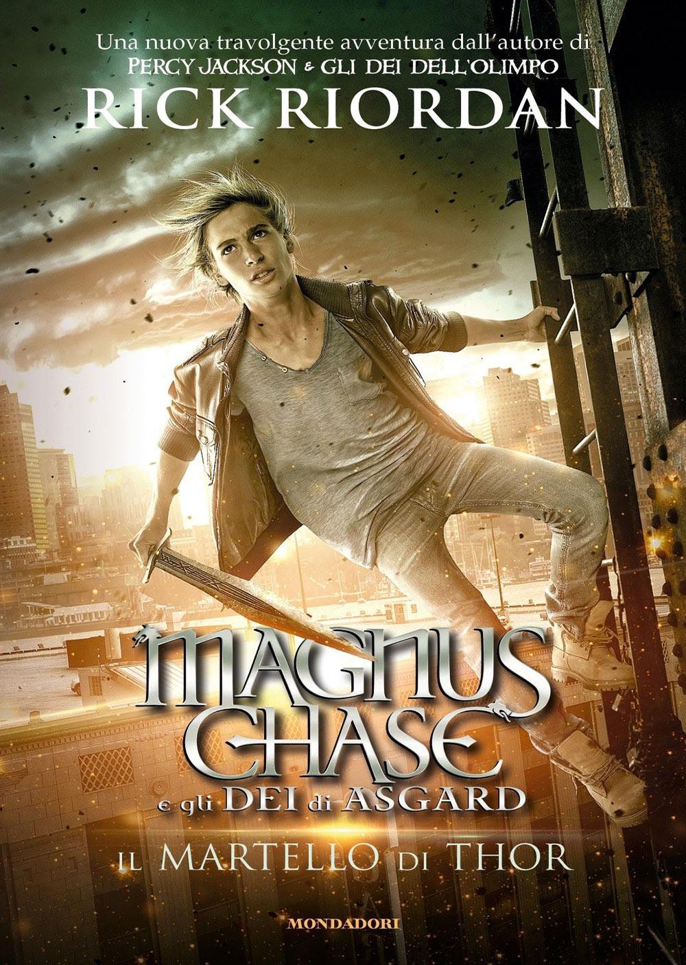 Magnus Chase 2