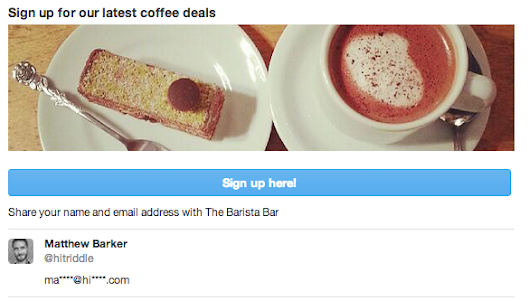 "A role for Twitter's ""Lead Generation Cards"" in the travel content funnel - I&I Travel Media"