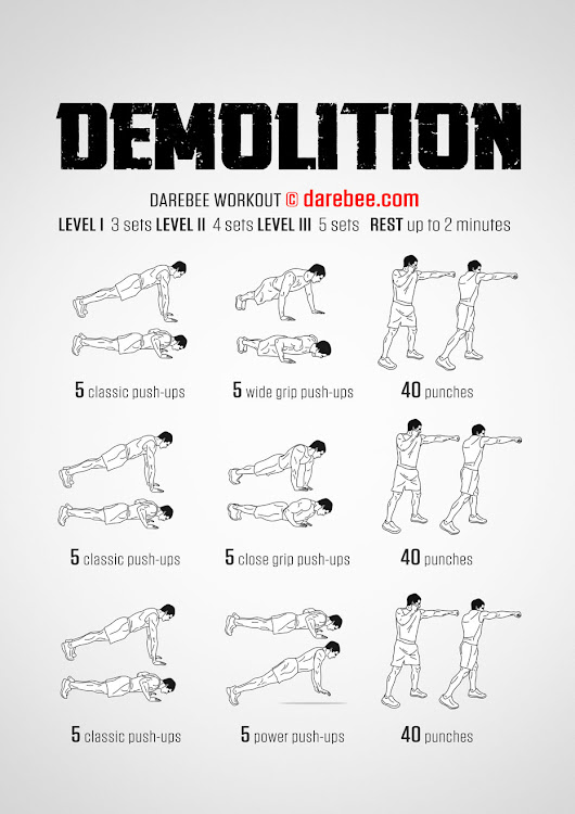 Demolition Workout