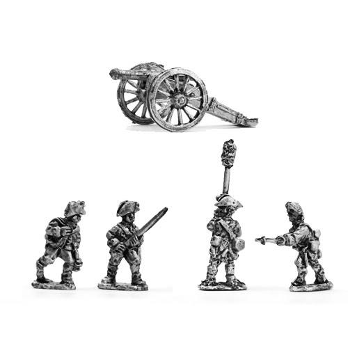 6lb Gun and British Crew (4)
