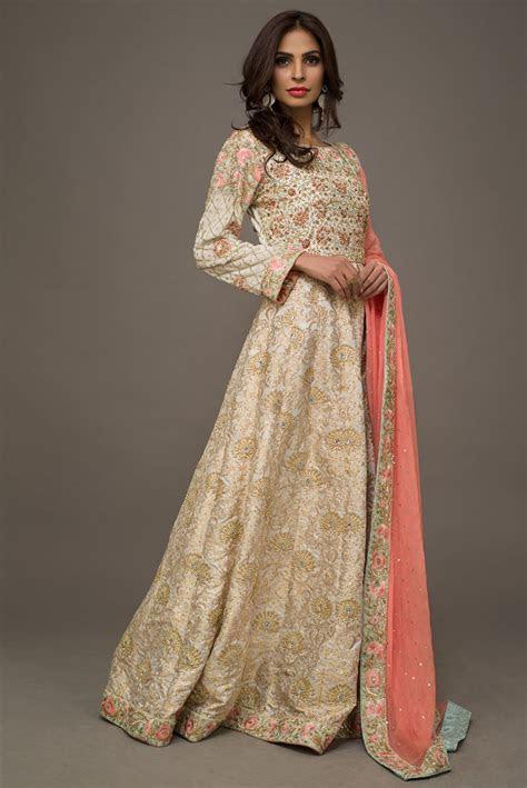 Latest Bridal Dresses 2018 Designs by Pakistani Famous