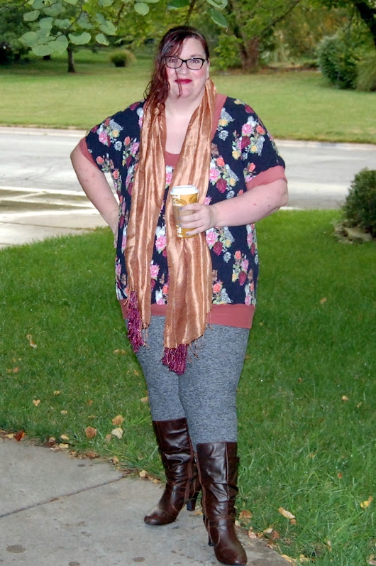 Sew Long Summer Blog Tour: Cozy Lounging Outfit
