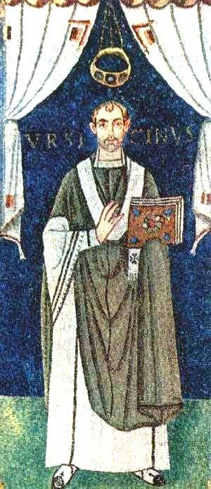 IMG ST. URSICINUS of Ravenna