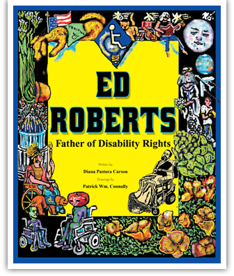 Ed Roberts Childrens Book Cover