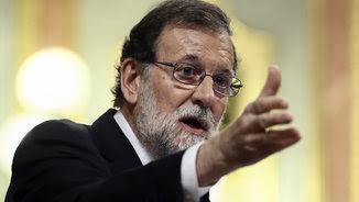 Mariano Rajoy, president del govern espanyol, al Congrés