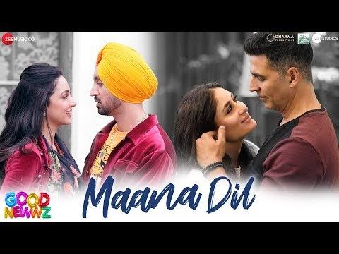 माना दिल / Maana Dil Free Song Lyrics