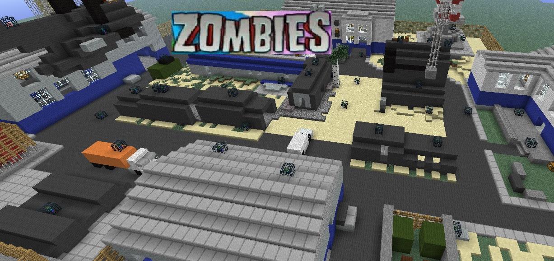 Mw2 Scrapyard Zombies Survival Minecraft Project
