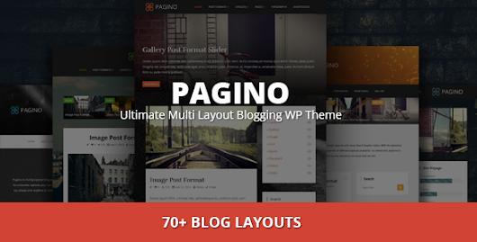 Download Pagino | Ultimate Multi Layout Blogging WP Theme nulled | OXO-NULLED