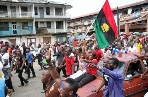 Presidency Reveals the Country, State Where Nnamdi Kanu's IPOB was Registered