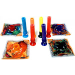 Slugterra Set of 6 Darts [Loose]