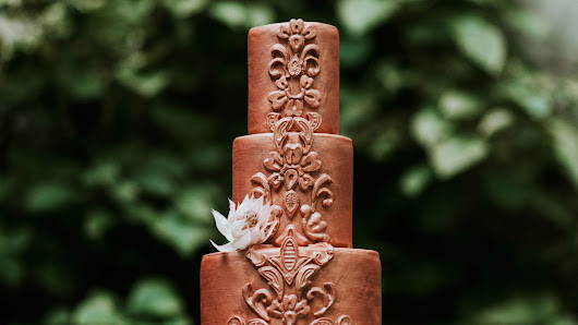 26 Chocolate Wedding Cake Ideas That Will Blow Your Guests' Minds | Martha Stewart Weddings