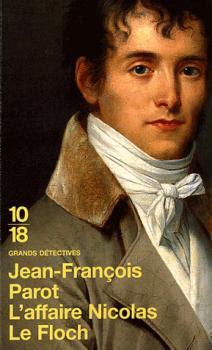 Couverture L'Affaire Nicolas Le Floch