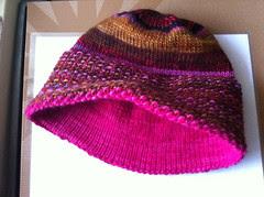 the inner spirit of a warm hat