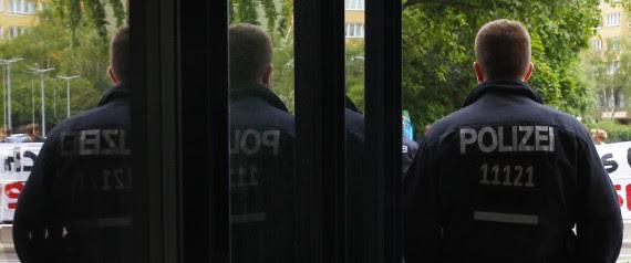 BERLIN POLICE G20