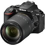 Nikon D5600 DSLR Camera + 18-140mm f/3.5-5.6G VR Lens