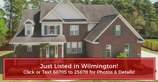 JUST LISTED - Wilmington