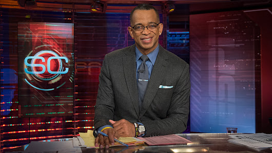 Longtime ESPN anchor Stuart Scott dies at 49