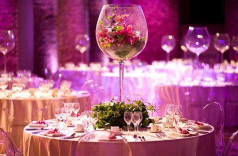 Wedding Table Decoration Ideas / design bookmark #4564