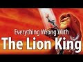 Everything Wrong With The Lion King - Video